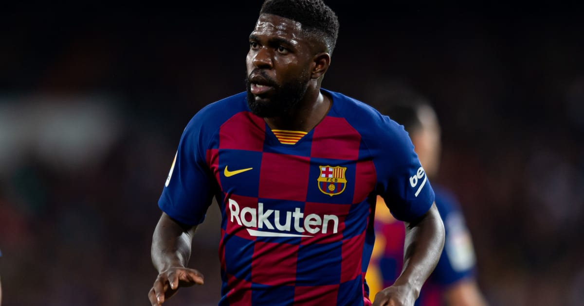Le FC Barcelone fixe le prix de Samuel Umtiti