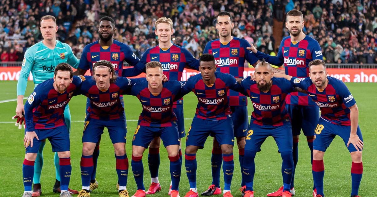 Fc Barcelona Spielplan 2021