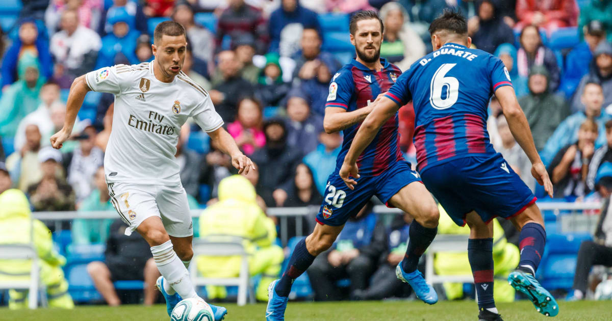 Levante vs Real Madrid Preview: How To Watch on TV, Live Stream, Kick Off Time & Team News