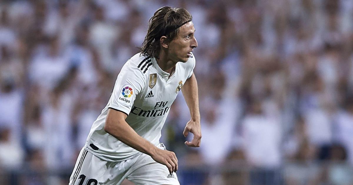 Luka Modric Named 2018 Best FIFA Men's Player Ahead of Cristiano Ronaldo & Mohamed Salah