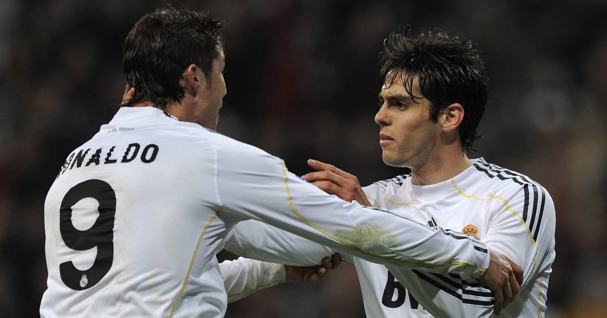 Os 5 jogadores mais valiosos do futebol mundial em 2010