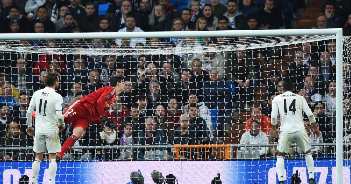 Ajax Vs Madrid: Rating Pemain Madrid Vs Ajax
