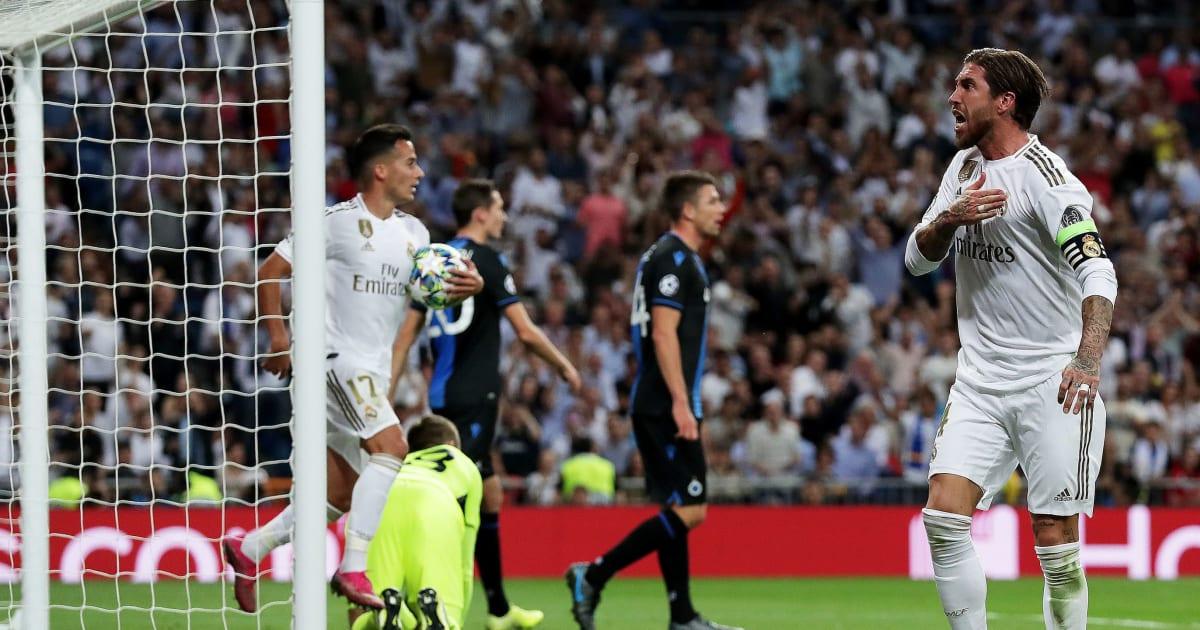Real Madrid 2-2 Club Brugge: Los Blancos Dikejutkan di ...