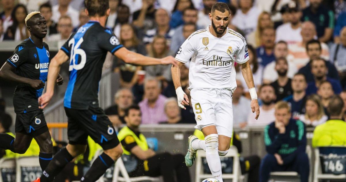 Prediksi Lineup Real Madrid vs Club Brugge - Champions ...
