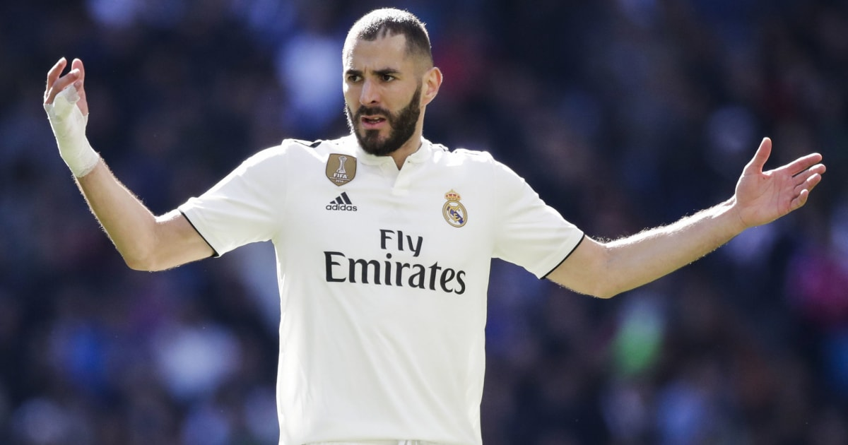 Karim Benzema Insists He Will Not Drive Himself 'Crazy' Waiting for an International Call Up