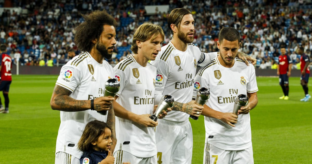 Real Madrid mất trụ cột trước trận gặp Club Brugge ở Champions League