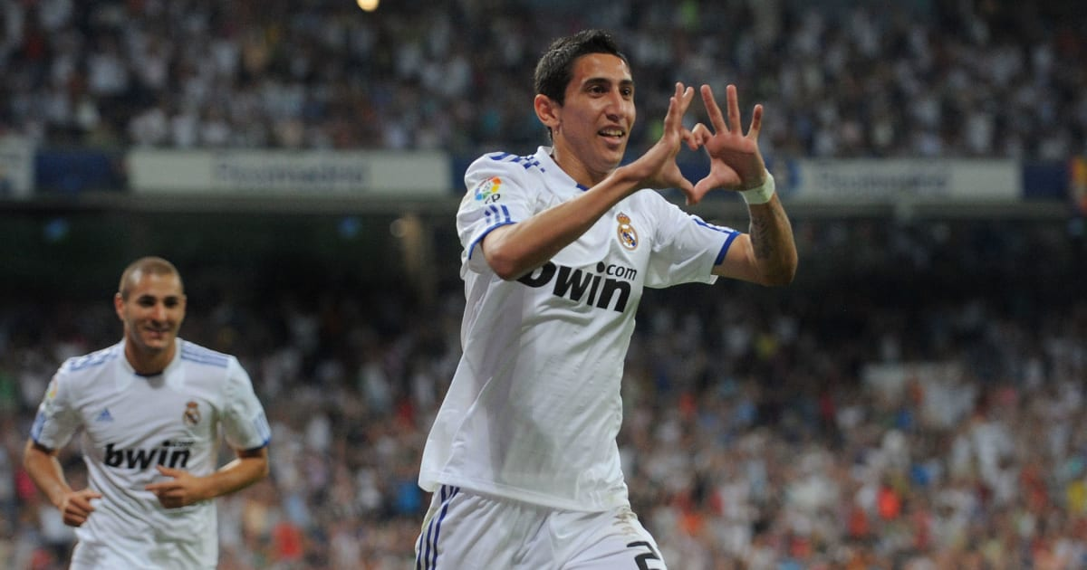 Angel Di Maria Claims That Real Madrid Tried to Stop Him From Playing in 2014 World Cup Final