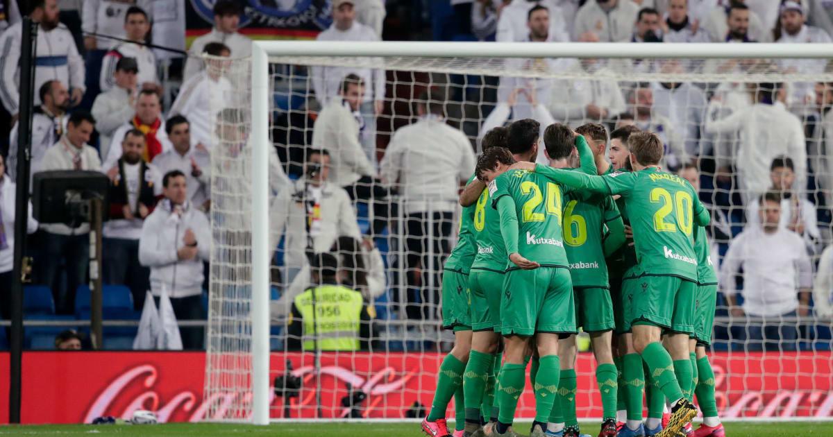 Real Madrid 3-4 Real Sociedad: Report, Ratings & Reaction as Odegaard Masterclass Stuns Bernabeu
