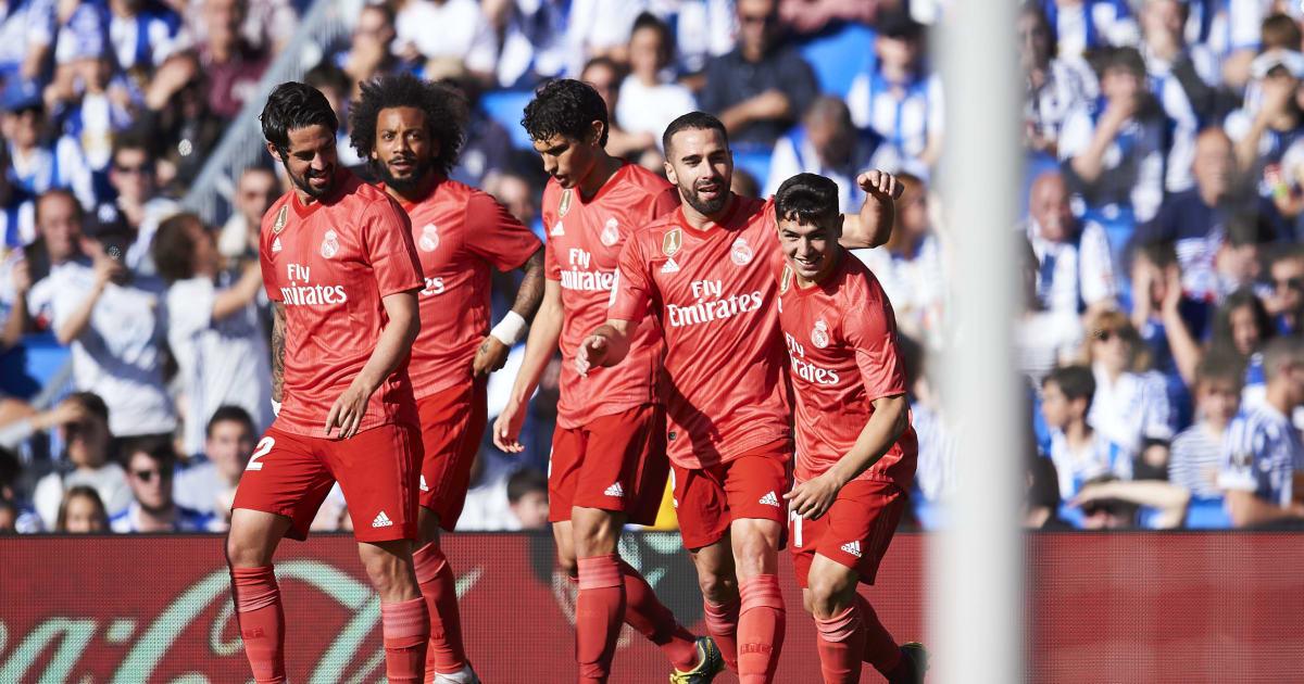 Prediksi Lineup Real Madrid Vs Getafe La Liga: Prediksi Lineup Real Madrid Vs Real Betis – La Liga