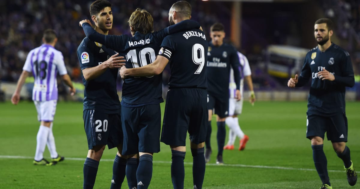 Three Things We Learned From Getafe 1 2 Real Madrid: La Liga: Three Things We Learned From Real Madrid's 4-1