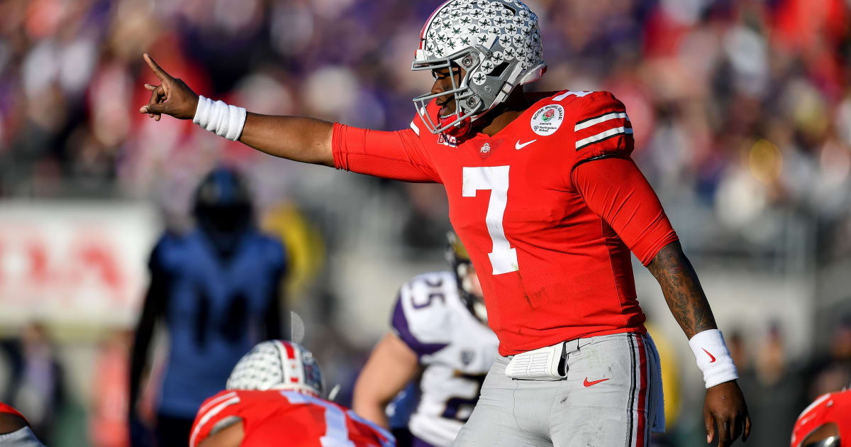 Dwayne Haskins NFL Scouting Report, Draft Profile and ...