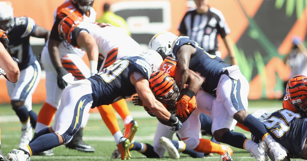 Bengals Vs Chargers Live Stream Game Preview And