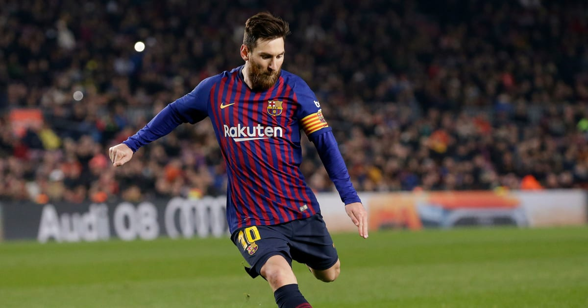 Lionel Messi Moves Three Goals Ahead of Cristiano Ronaldo in the Race for European Golden Shoe