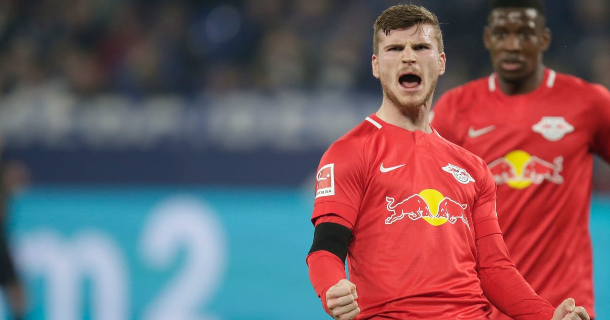 The Latest on Liverpool's Pursuit of Timo Werner - Barcelona, Chelsea & Man Utd Interested Too