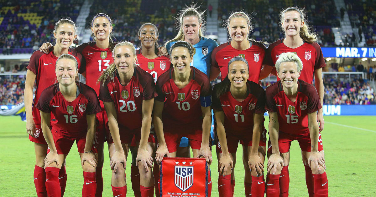 2019 SheBelieves Cup Preview: Who's Playing? When & How Can I Watch? Squad News & More