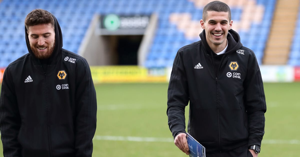 Wolves Duo Conor Coady & Matt Doherty Sign New Long-Term Contracts at Molineux