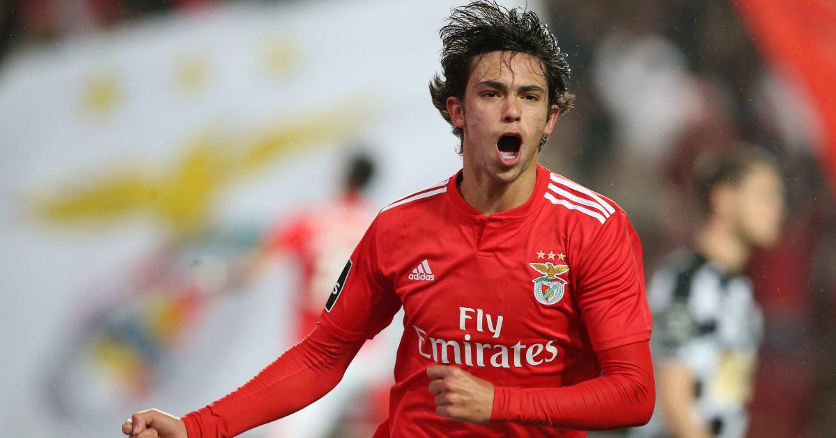 Bayern Register Interest In Benfica Starlet Joao Felix