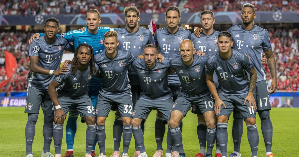 Why Bayern Munich Are The Dark Horses To Win The Champions League This Season 90min