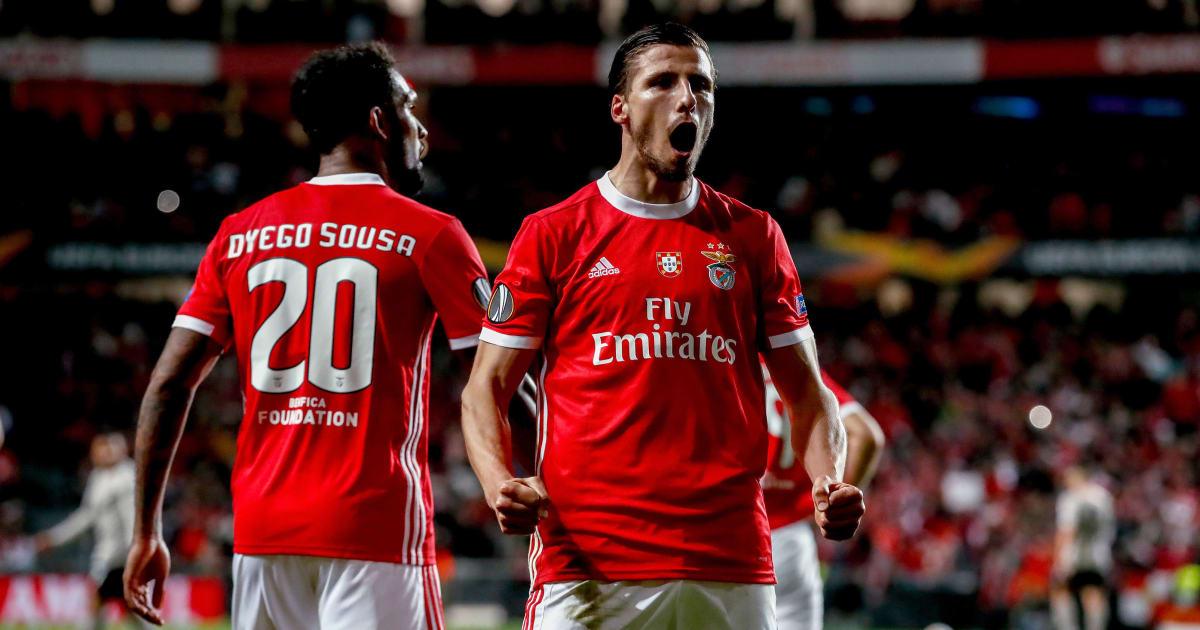 Jose Mourinho Eager to Raid Benfica for Portugal Defender Ruben Dias
