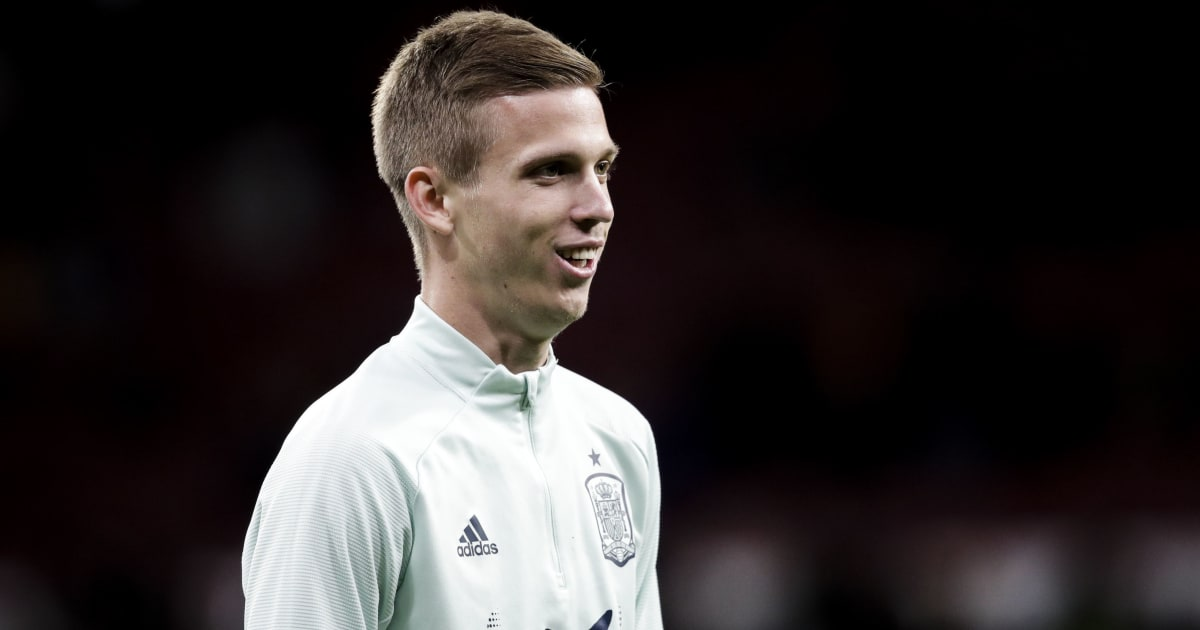 Dani Olmo En Route To Germany For Rb Leipzig Medical After Destination Is Finally Decided 90min
