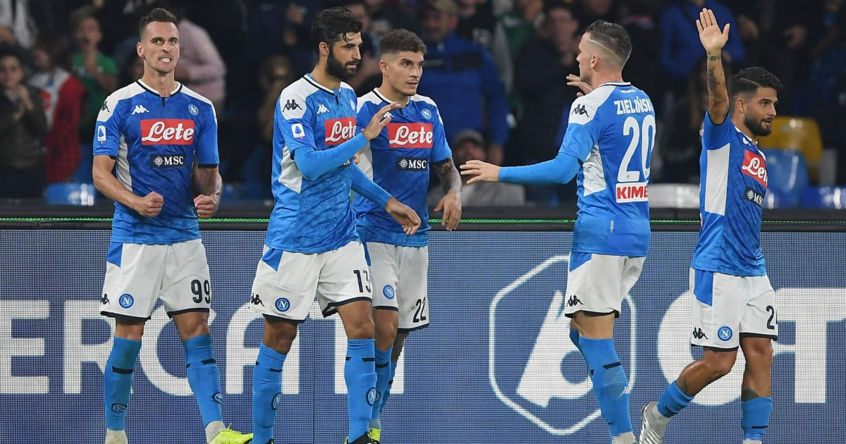 Roma vs Napoli Preview: Where to Watch, Live Stream, Kick