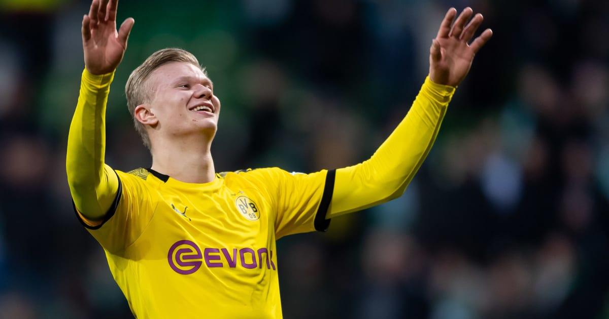 Bundesliga Roundup: Erling Haaland Scores (Again) & RB Leipzig Smash Five Past Schalke 04