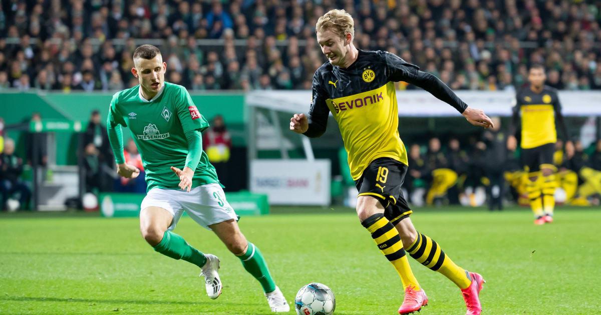 Werder Bremen mit Tempoproblem - Topspiele gegen RB und BVB als große Chance