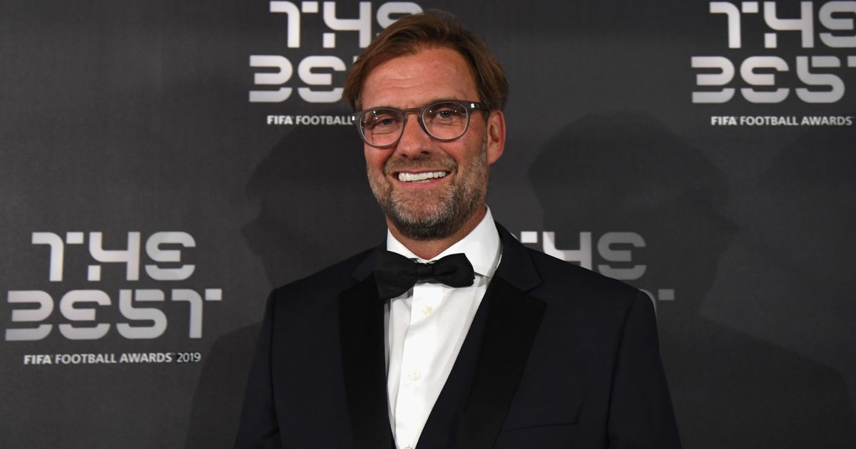 Jurgen Klopp Names Who He Wants To Replace Him As Liverpool Manager 90min