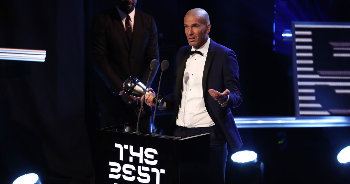 FIFA Reveal Nominees for the Best FIFA Men's Coach Award for 2018