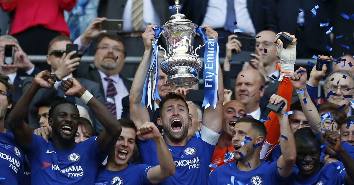 6 of Chelsea's Greatest Ever FA Cup Moments