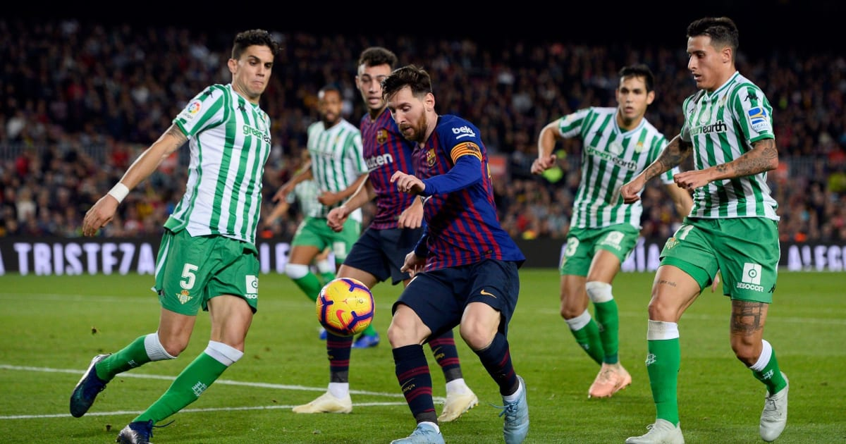 barcelona vs real betis - photo #2