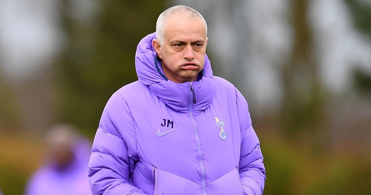 Tottenham Left 'Unimpressed' After Jose Mourinho Organises Public Training With 3 Players