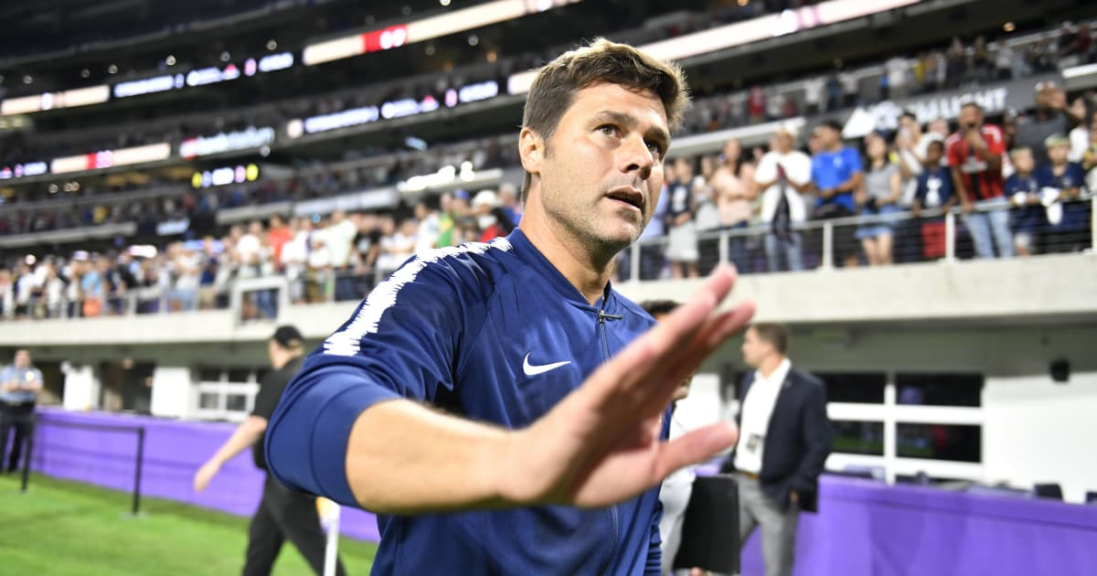 Mauricio Pochettino Considers Resting His World Cup Stars For Tottenham S Premier League Opener 90min
