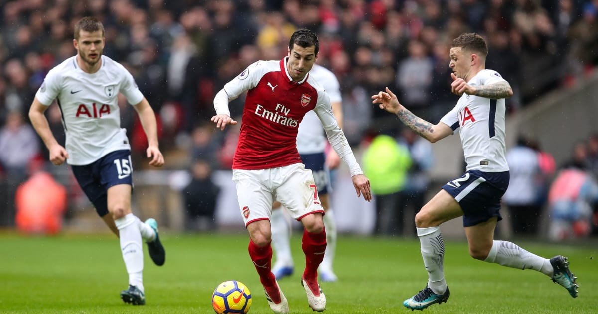 4 Key Battles Which Could Decide Sunday's North London Derby Between Arsenal and Tottenham