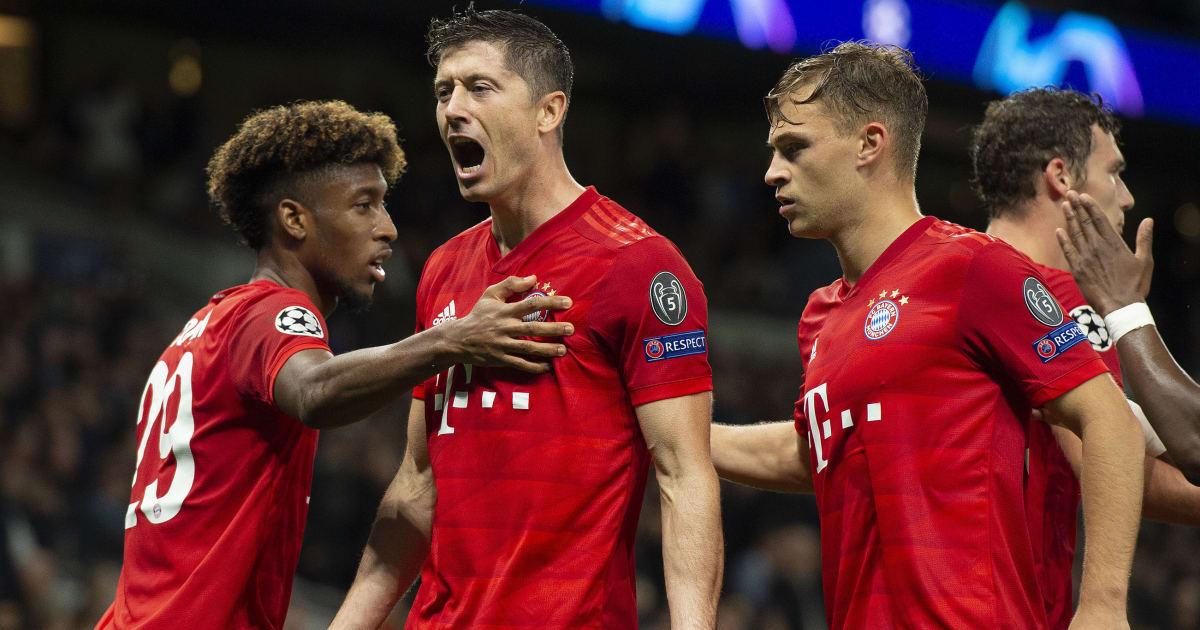 Bayern Real übertragung