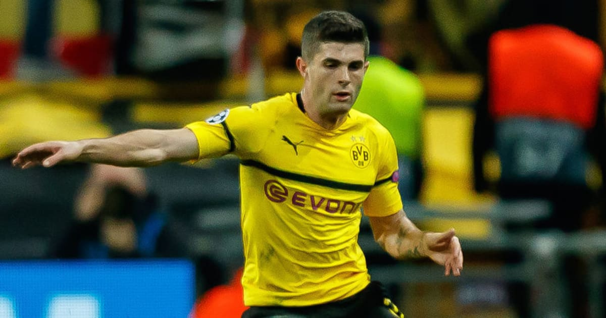 Christian Pulisic 'a Doubt' for Borussia Dortmund's Next Game With Knock Sustained Against Tottenham
