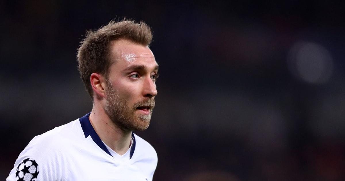Christian Eriksen's Agent Provides Update on Tottenham Contract Talks Amid Real Madrid Interest