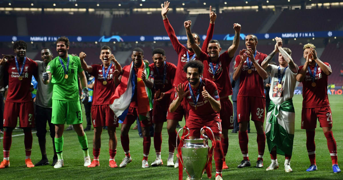 Super Cup: Liverpool Set Up First Ever All-English Final ...