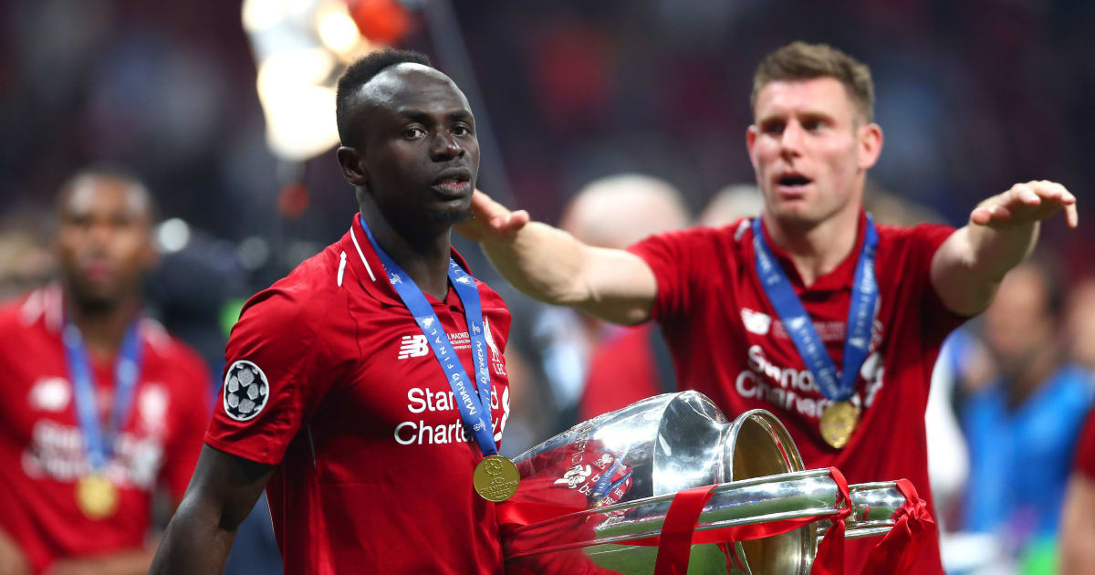 Sadio Mane Claims He Would Trade Champions League Medal ...