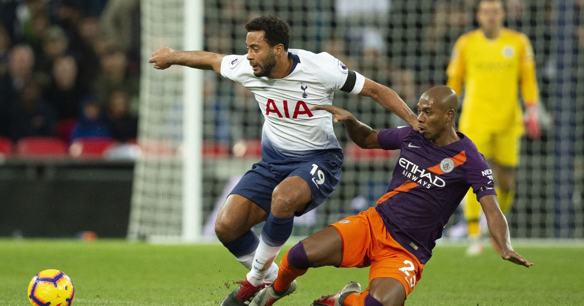 Mousa Dembele Reveals Why He Decided to Leave Tottenham for China in January