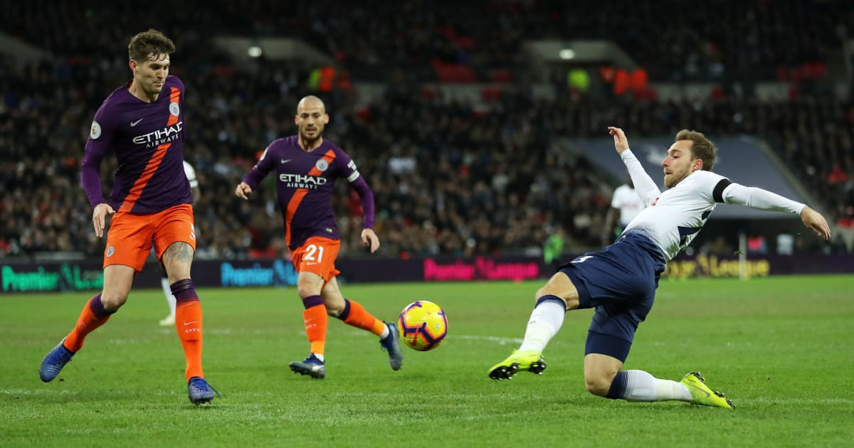 Tottenham Hotspur vs Manchester City: Picking a Combined ...