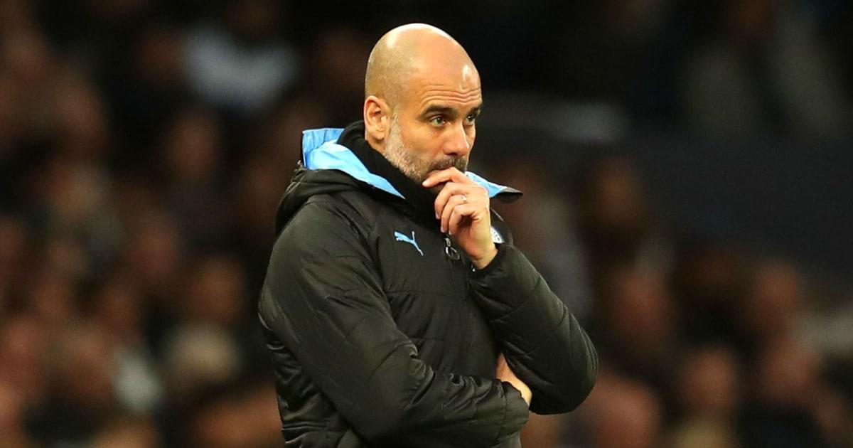 Man City : La décla incroyable qu'aurait dite Guardiola à son vestiaire sur son avenir