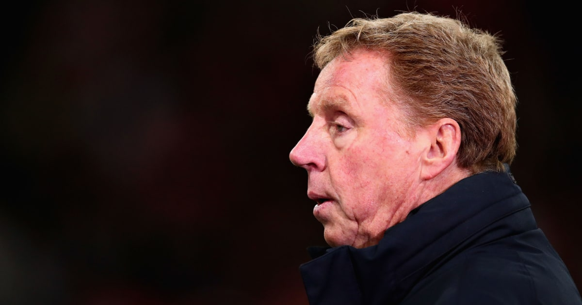 Harry Redknapp Admits That He 'Wouldn't Be Surprised' If Spurs Win the Champions League This Season