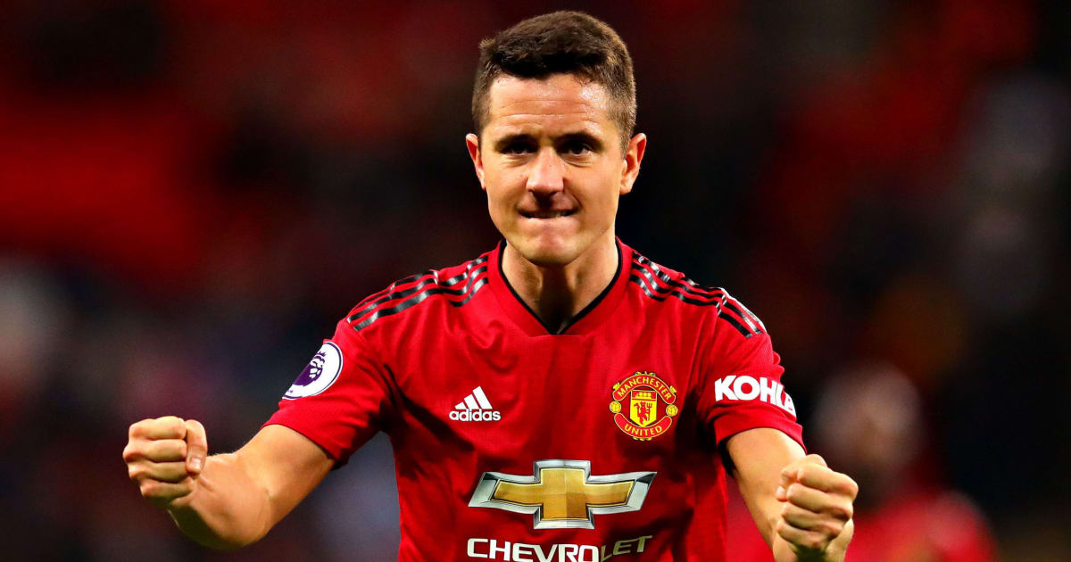 Ander Herrera 'Expected' to Sign New 3-Year Contract With Manchester United