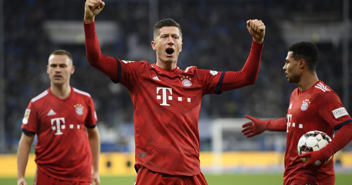 Bayern Vs Stuttgart