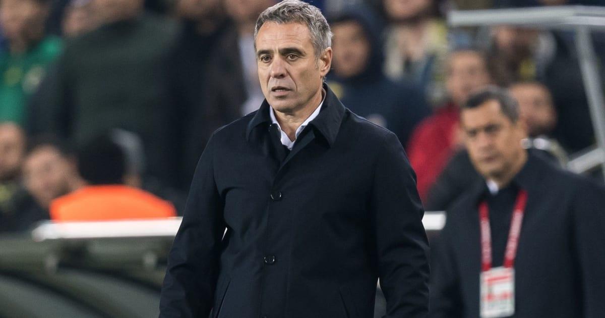 Fenerbahçe Teknik Direktörü Ersun Yanal'ın Beklentileri Gerçekleşmedi