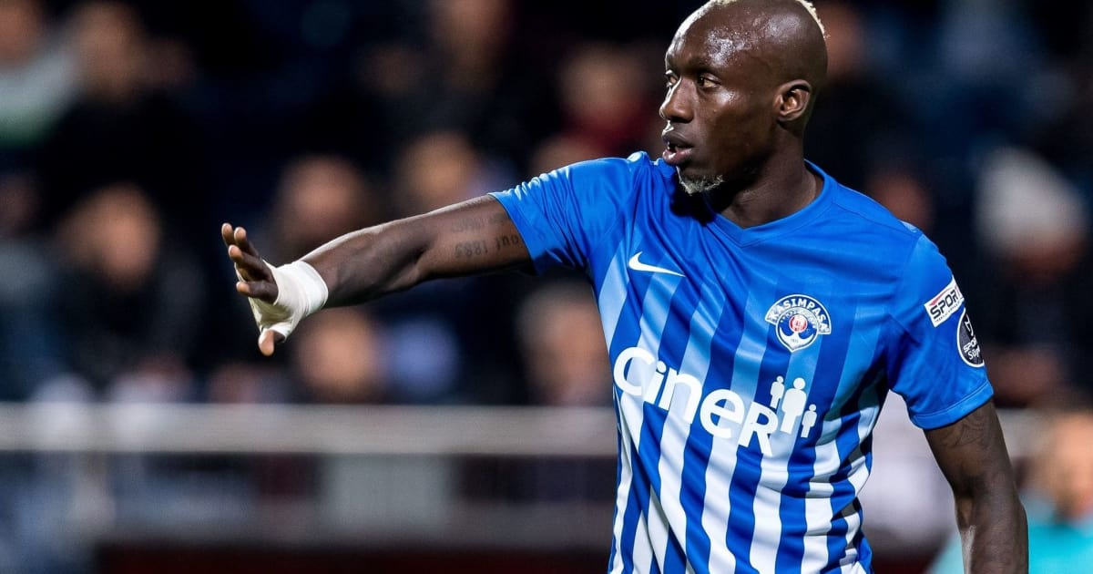 Mbaye Diagne Alanyaspor'u da boş geçmedi 41