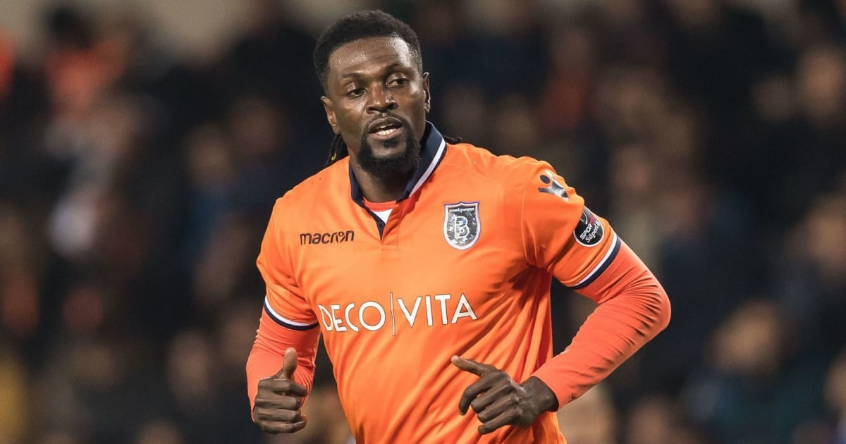 Emmanuel Adebayor Set to Team Up With Roque Santa Cruz in Paraguay With Club Olimpia