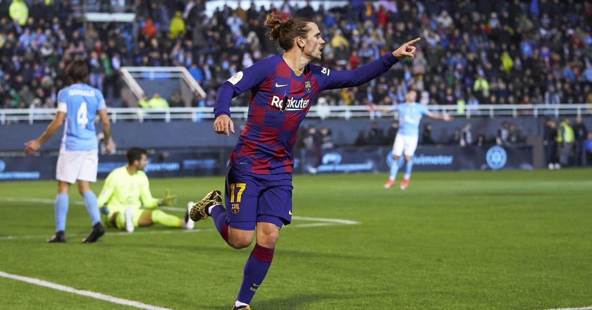 UD Ibiza 1-2 Barcelona: Report, Ratings & Reaction as ...