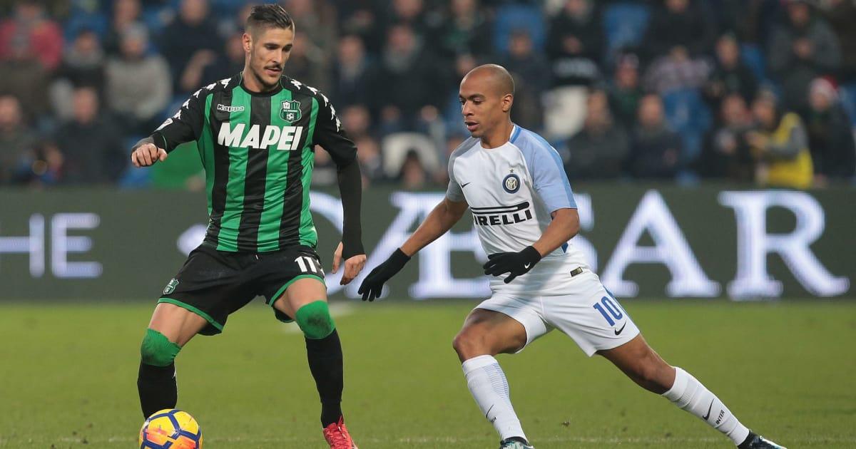 Inter Vs Sassuolo Match Preview Team News Form